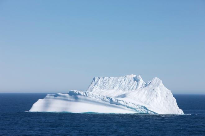 Outstanding Iceberg Greenland
