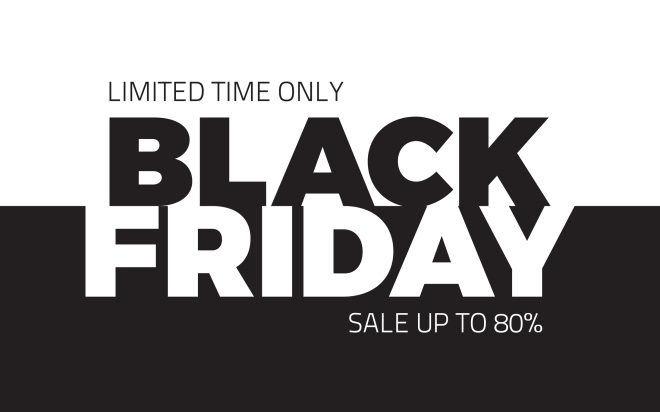 Black Friday Sale Vector Backround